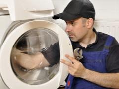 Как открыть стиральную машину, если сломалась ручка?