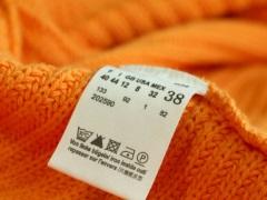 Расшифровка ярлыков со значками на одежде для стирки