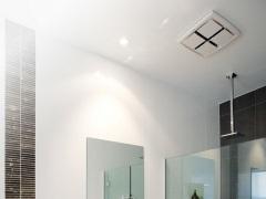 Вентилятор для ванной с датчиком влажности