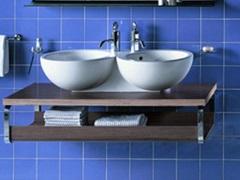 Двойные раковины для ванной комнаты