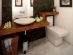 Дизайн туалета ([N] фото)