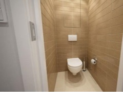 Как закрыть трубы в туалете?