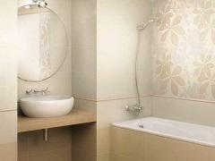 Плитка Kerama Marazzi для ванной комнаты