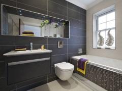 Какую плитку лучше выбрать для ванны?