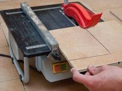 Как резать плитку?