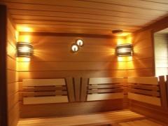 Все о светильниках для бани