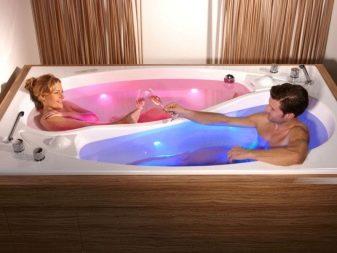 Ванная для двоих