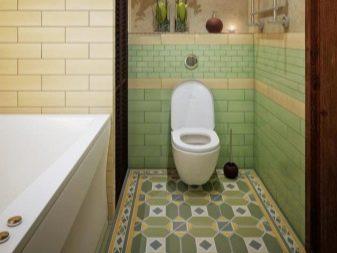 Метлахская плитка (49 фото): плитка российского производства Грета Вульф, для пола и стен