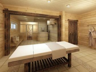 Баня 4 на 6 с мансардой: фото проектов, особенности составления, планировки и фото