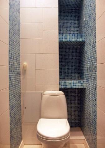 Современные идеи дизайна туалета 2018 (61 фото): как оформить маленький туалет