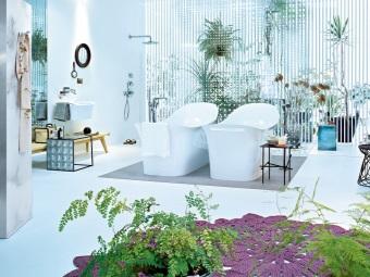 ванна акриловая плюсы