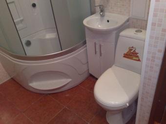 Душкабина вместо ванны
