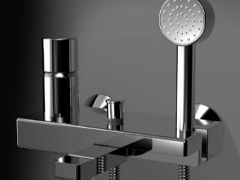 Кнопочный тип переключателя смесителя