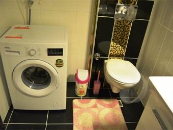 Отдельностоящая стиральная машинка