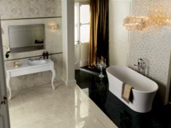 Интерьер ванной комнаты по фэн-шуй