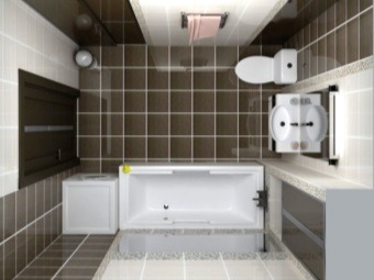 Стиральная машина - план помещения