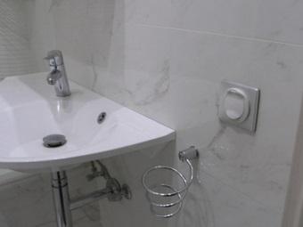 Дополнительные розетки в ванной комнате