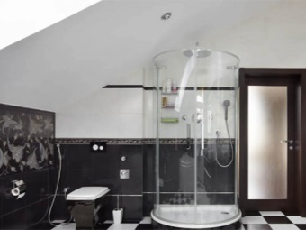 Дизайнерские идеи оформления ванной комнаты в деревянном доме