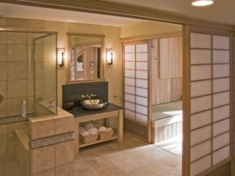 ванная комната spa