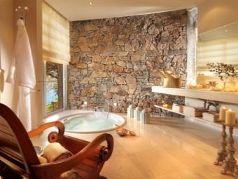 Ванная комната для релакса
