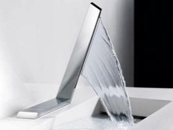 Преимущества Бесконтактных смесителей для ванной