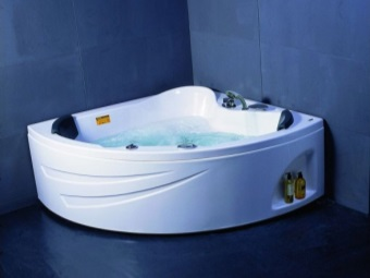 Угловая ванна Apollo