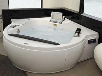 ванна Apollo с телевизором
