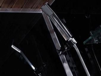 Ручная лейка со шлангом для душевой кабины