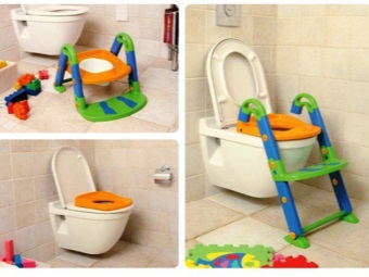 Цены на детское сиденье для унитаза