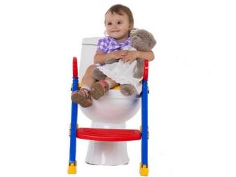 Детские сиденья-приставки для унитаза