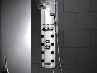 Рекомендации по выбору гидромассажной душевой панели для ванной