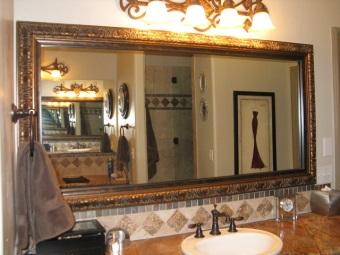 Расширение пространства с помощью зеркал в вавнной