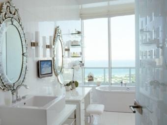 Советы по выбору зеркала в ванную