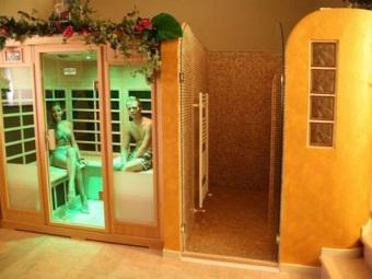 Достоинства инфракрасной сауны для квартиры