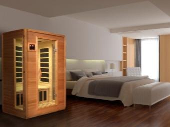 Инфракрасные сауны для квартиры - требования и их установка