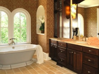 Ассортимент итальянской мебели для ванной комнаты