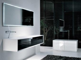 Комплекты итальянской мебели для ванной