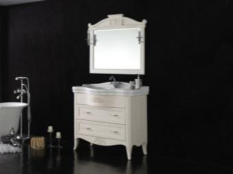 Итальянская мебель для ванной марки BelBagno
