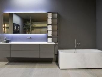 Итальянская мебель Antonio Lupi в ванную