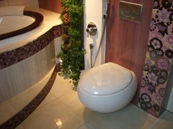 Способы подключения смесителя с гигиеническим душем