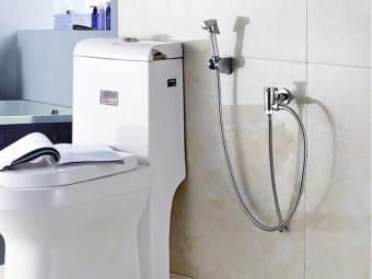 Достоинства смесителя с гигиеническим душем