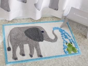 Требования к ванному коврику для детей
