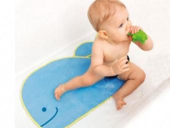 Требования к детскому ванному коврику