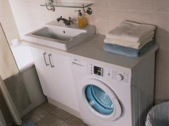 Отдельно стоящая стиральная машина