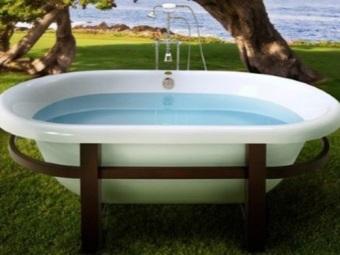 Рекомендации по выбору каркаса для ванной