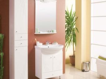 Преимущества мебели для ванной комнаты Акватон