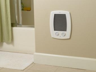 Тепловентилятор для ванной