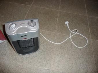 Тепловентилятор для обогрева ванной комнаты