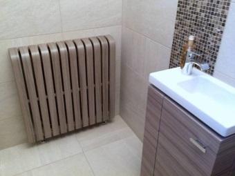 Расчет необходимой мощности отопителей для ванной