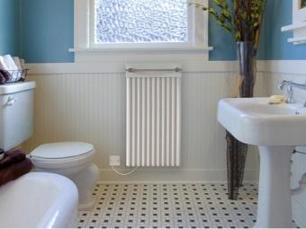 Требования к обогревателям для ванной комнаты